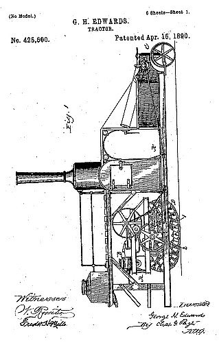 Tractor Patent