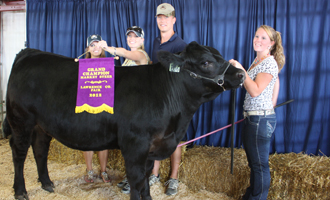 2012 Lawrence County Fair