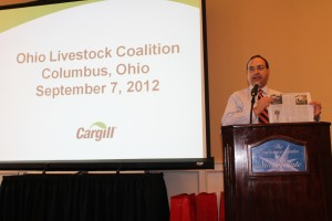 Ohio Livestock Coalition q
