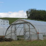 The taping the day the Farm and Dairy attended was held at the second farm location owned by the brothers. It is not the main farm.