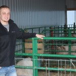 When Garrit Sproull showed his first pig in 4-H, he finished 12th out of 13 in his class. But he's come a long way. This year, the Harrison Central graduate and current Ohio State University student won the national FFA Swine Production Entrepreneurship award. (Scroll down to see more photos.)