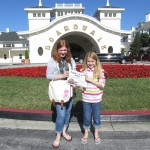 When it's cold in Ohio, Florida is a great place to be! We took in the sights of Disney's Boardwalk, at Disney World Orlando, with Andrea and Claire Riffle, of Hubbard, Ohio.