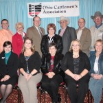 The Highland County Cattlemen's Association received recognition for members' local educational programs.