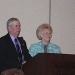 Tim and Kathy Sturgeon of Lawrence County chaired the 100th anniversary convention of the Pa. Holstein Association.