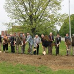 Engineering ground breaking 1