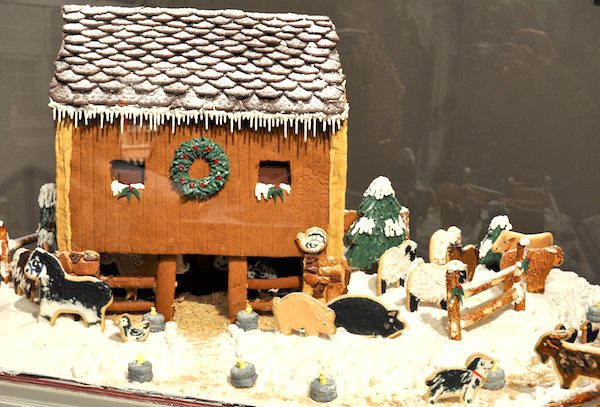 Gingerbread Barn 3