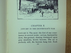 """The Countryman's Journal."" 1936. David Grayson (pen name of journalist/author Ray Stannard Baker)"