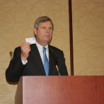 U.S. Secretary of Agriculture Tom Vilsack.