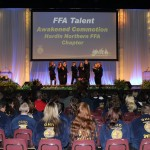 "Hardin FFA, performing ""Radioactive"""