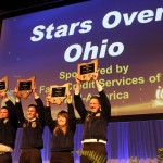 Stars Over Ohio winners.
