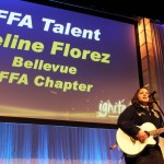 Celine Florez, talent performance.