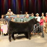 Reserve Grand Champion Market Beef Exhibited by: Brooke Egbert
