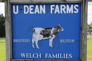 Welch sign