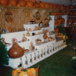 Pumpkin displays