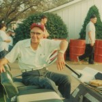 Homer Schaeffer, founder of the Canfield Fair Pumpkin Show.
